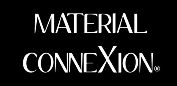 material connexion brochure comune di milano