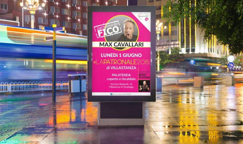 Grafica Manifesto 70x100 - Max Cavalleri Fichi D'India