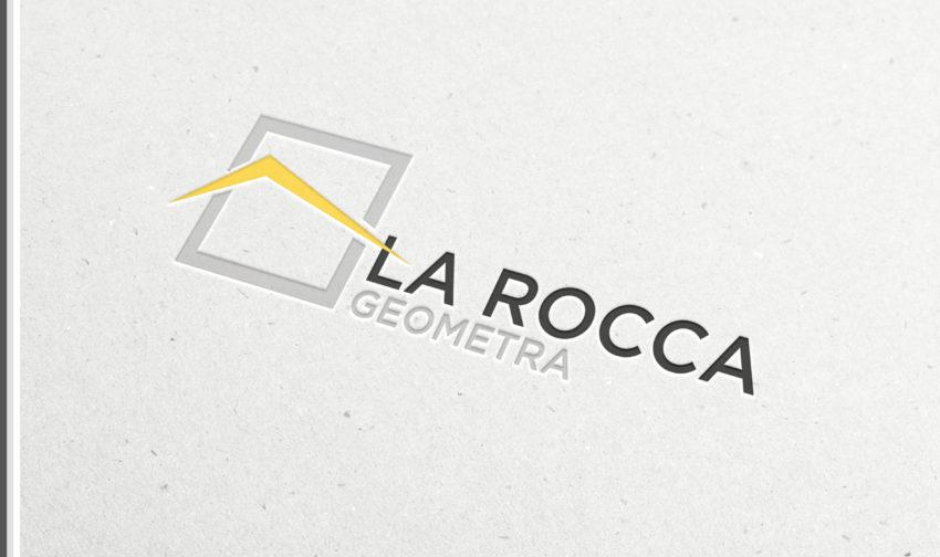 Nuovo Logo - Geometra La Rocca